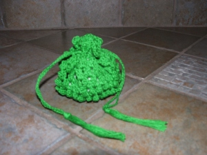 Green Mini Bag