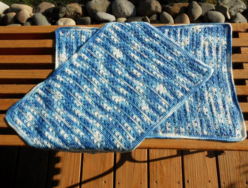 No Frills Table Topper Free Crochet Pattern Cobblerscabins Weblog