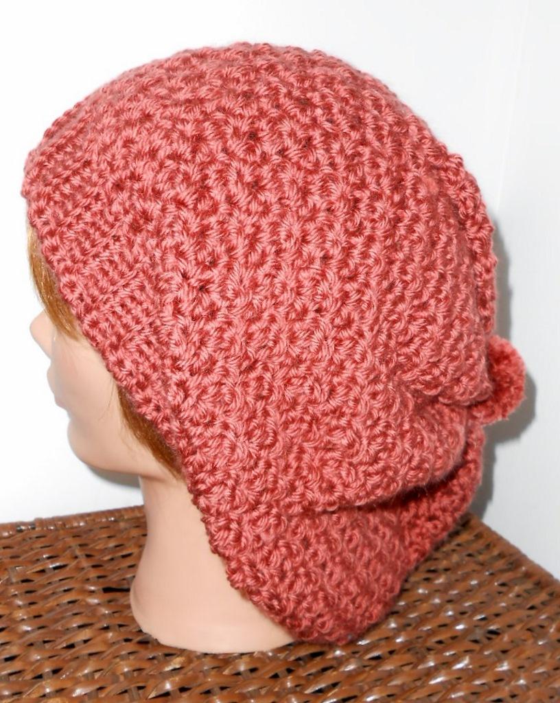 Draft Dodger Slouch Hat-Free Crochet Pattern   Cobblerscabin\'s Weblog